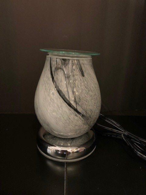 lampe grise