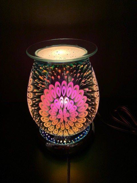 lampe nouvelle fleur